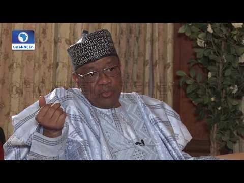 Why I Have Always Remained With The PDP, Babangida Speaks