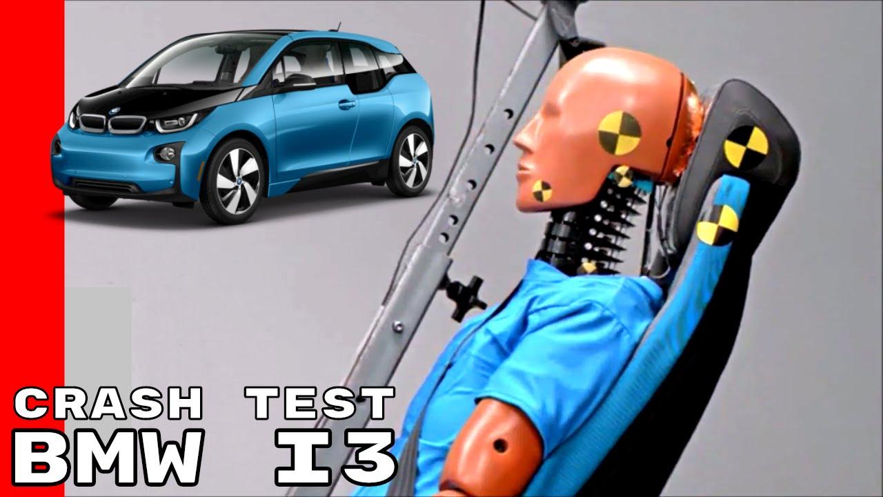 bmw i3 crash test rating youtube. Black Bedroom Furniture Sets. Home Design Ideas