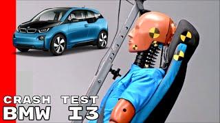 BMW i3 Crash Test & Rating