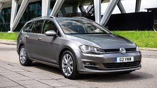 Volkswagen Golf Estate 2018 Car Review