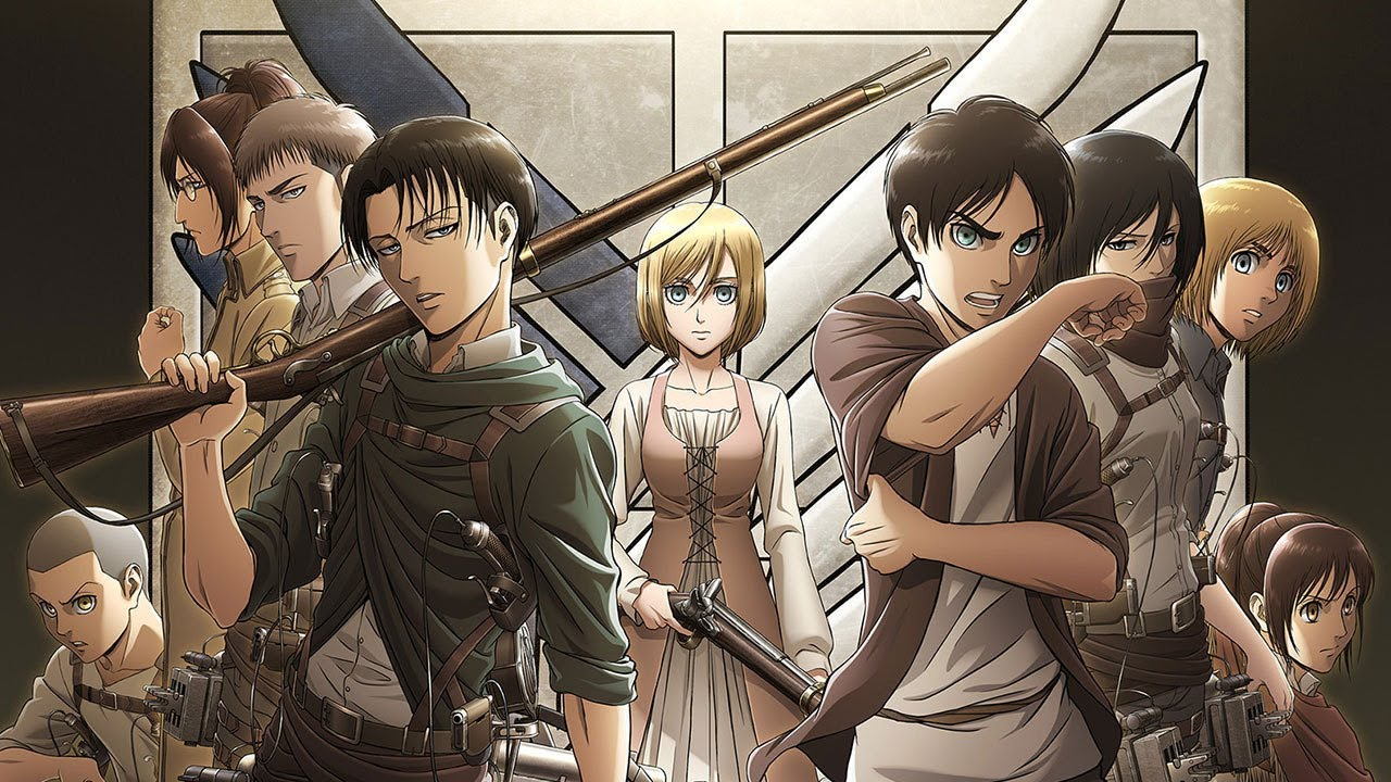 Image result for picture of attack on titan