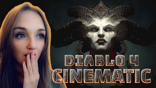 SSSunshine_X Reacting To Diablo 4 - Official Cinematic Trailer