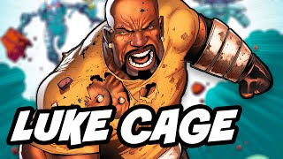 Marvel Luke Cage Netflix Cast Breakdown