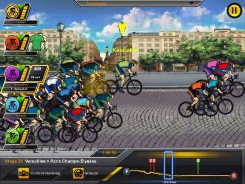 Tour de France 2013 - The Official Mobile Game - Launch Trailer