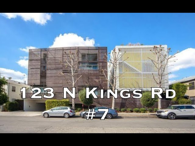 123 N Kings #7, Los Angeles CA 90048