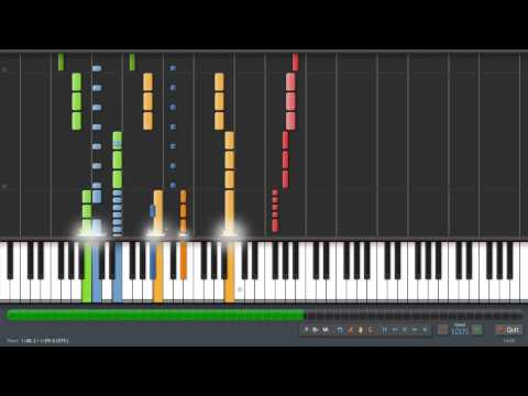 On My Way Up Brian May [Synthesia 100% speed] + Download MIDI