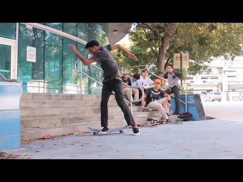 Skateboard Snapping Montage!