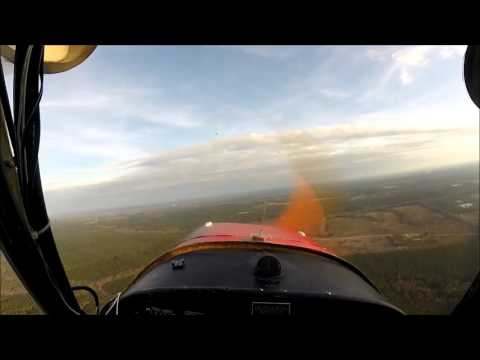 Aeronca Champ 7AC Final Practice before Checkride for Sport Pilot