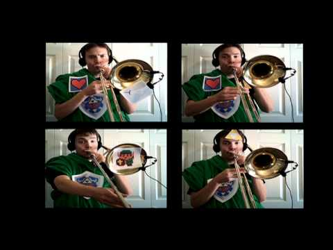 Zelda Theme Cover - Paul The Trombonist  - Trombone Arrangement