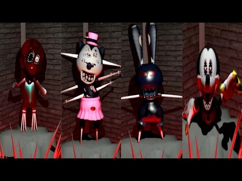 Full download five nights at treasure island all jumpscares fnati 3