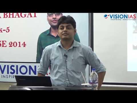 Topper's Talk With Aditya Ranjan AIR-99, CSE 2014