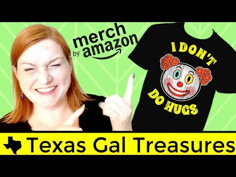 Create a Shirt for Merch by Amazon 2017 from Start to Finish Tutorial