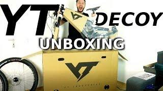 NEW YT Decoy CF Pro UNBOXING!