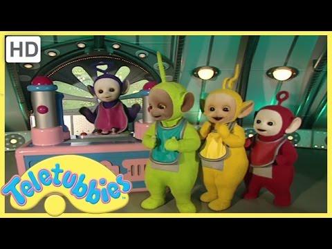 Teletubbies: Cafe Chocolate (Season 1, Episode 26 HD)