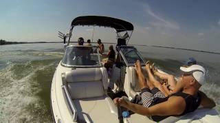 Borlai Wakesurf - Abadszalok 2016