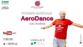Aerodance con Andrea Mori livello 2