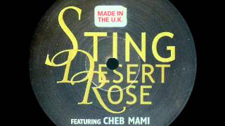 Sting feat Cheb Mami - Desert Rose (Vic Calderone