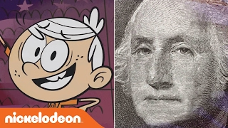 Learn About the Presidents w/ SpongeBob, TMNT & More! | Nick