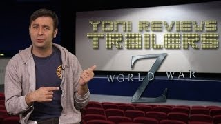 World War Z Trailer Review: Yoni at the Trailers