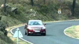 Vauxhall Insignia Test Drive/Review