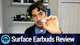 Microsoft Surface Earbuds Review - Better Than Airpods