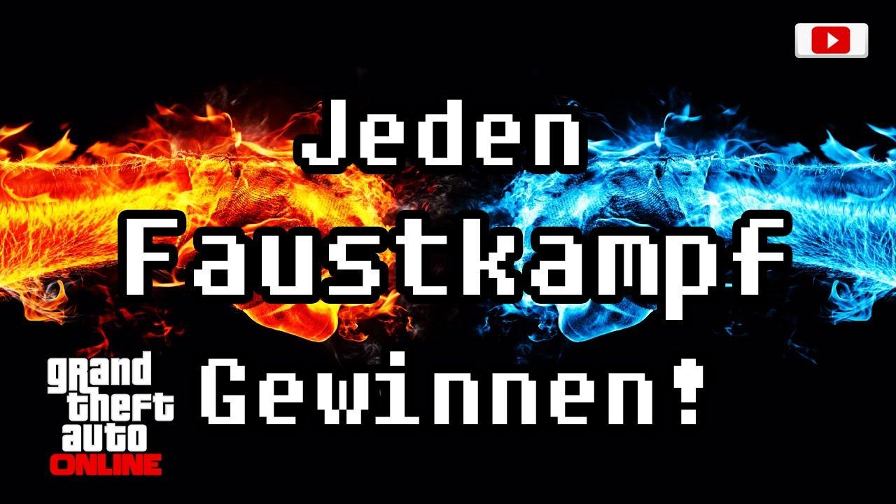 Download Grand Theft Auto Online Tipps N Tricks - Jeden Faustkampf Gewinnen!