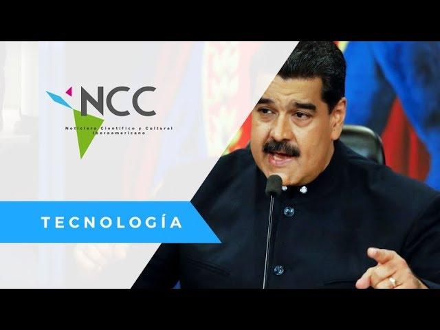 Venezuela lanza su criptomoneda: el Petro - VEN - XINHUA / Tecnología / NCC 28