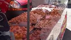 Mercato di Luino - Markt von Luino