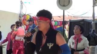 매너의 신사 허리수 품바의 영천 한약축제 공연