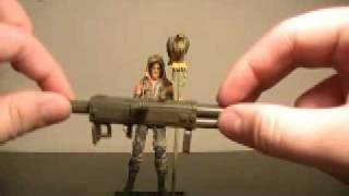 G.I. Joe the rise (pursuit) of cobra desert zartan figure review