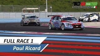 TCR Italy 2018 - Paul Ricard - Gara 1
