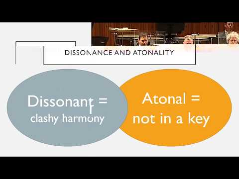 Harmony and tonality for GCSE revision video