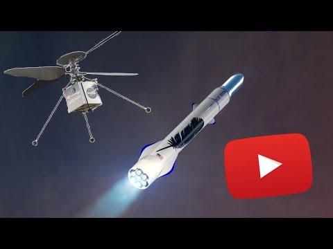 La NASA dit OUI à l'hélicoptère Martien / Network Bind Culling - EC