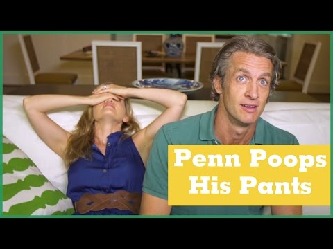 Storytime: When Penn pooped his pants in public | The Holderness Family