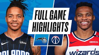 Game Recap: Magic 130, Wizards 120