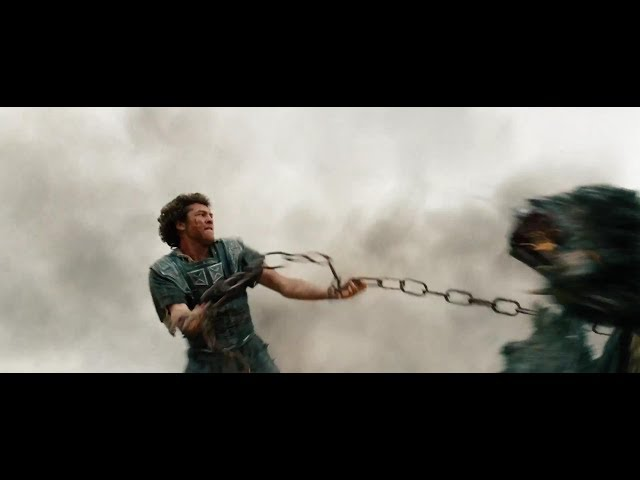 Wrath of the Titans - Official Trailer #1