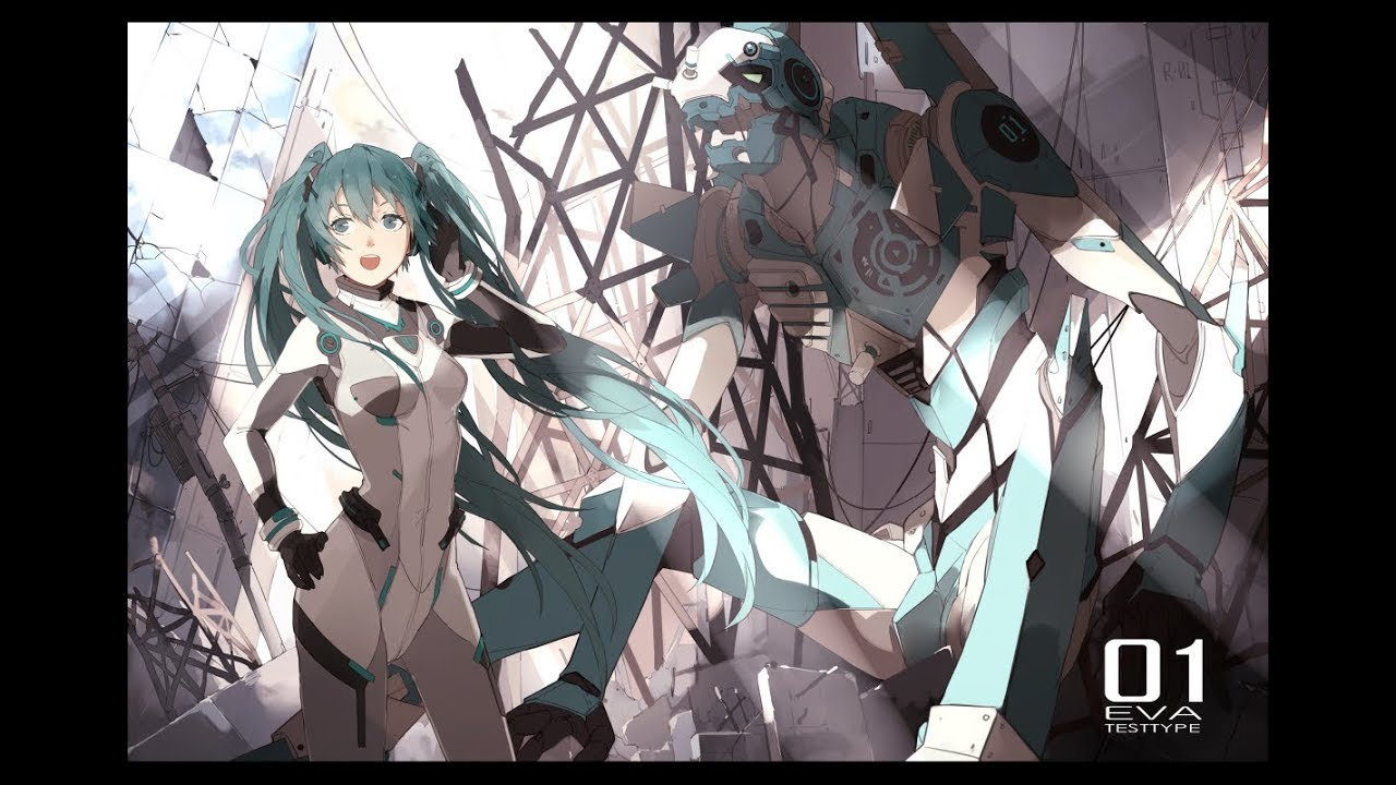 cruel angel thesis hatsune miku