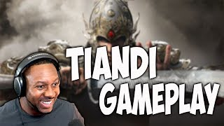 For Honor Tiandi Gameplay - Learning Cao Cao - Marching Fire [Season 8]