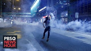 Amid Hong Kong's unrest, how China is 'laying the groundwork' for intervention