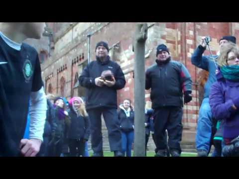 Kirkwall Boys Ba Christmas 2016 (part 1 of 3)