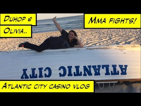 Duhop ATLANTIC CITY BOARKWALK BEACH CASINO & MORE VLOG