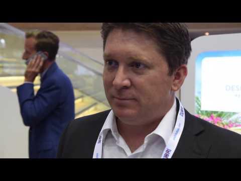 James Reeves, general manager, Desert Palm Hotel & Resorts