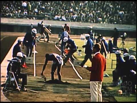 The Tokyo Olympics (1964, George & Lillian Merz)