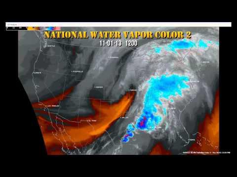 Geoengineering: Texas Flooding 10-31-13