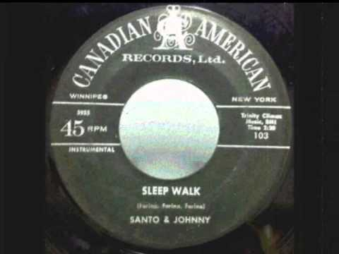Sleepwalk - Santo & Johnny - La Bamba