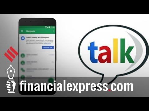 Google To Replace Its Chatting Service Google Talk With Google Hangouts