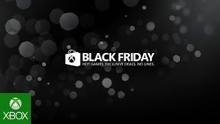 Xbox Store Black Friday Video