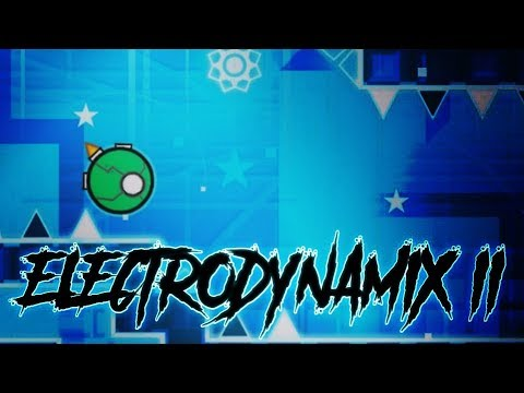 [Geometry dash 2.1] - 'Electrodynamix 2' by izhar & Osiris GD and Cyber Jupiter (All Coins)