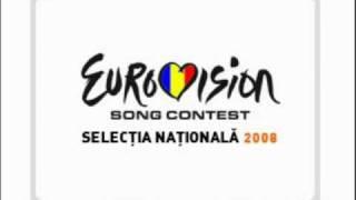 "Romania Eurovision National Final  2008 - ""Shine"""