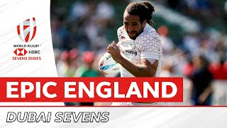 England score epic try against France in Dubai